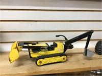 Tonka crawler loader