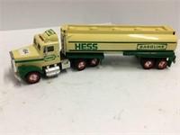 Hess plastic tanker truck