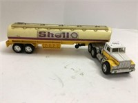 Shell toy truck