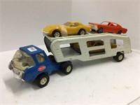 Tonka car hauler truck