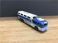 Greyhound toy bus
