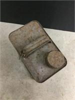 Puritan brake fluid can