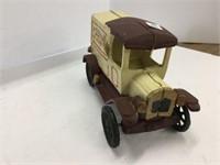 I. M. MacDonald farm produce cast truck