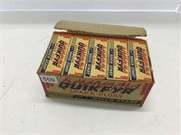 Box of quick fire spark plugs
