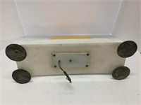 Taxi cab light 18 inches wide 9 inches high