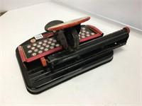 MARX Junior dial typewriter