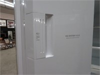 LG S/S French door refrigerator with water & ice