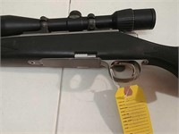 7 MM Remington Mag with Weaver scope