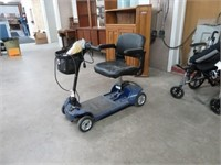 Go Go electric scooter (needs batteries)