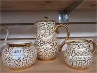 Sudlow tea set
