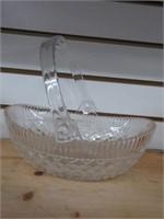 2 handled baskets & centerpiece