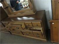 4pc maple double bedroom suite