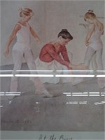 """John Newby """"At the barre"""""""