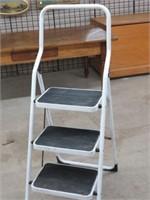 Lite 3 step folding step stool