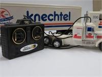 Knechtel transport truck & remote control Candian