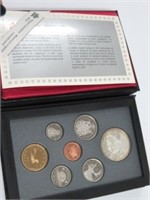 1989 Royal Canadian Mint set
