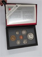 1988 Royal Canadian Mint set