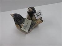 Denmark bird figurine