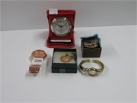 Group of watches, etc.