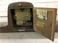 Forestville mantel clock