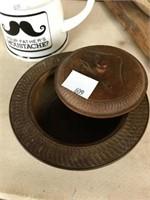 Wooden ladles, mustache cup, etc.