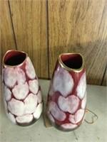 2 Germany vases