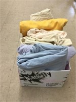 Box of bedding