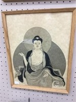 4 Oriental prints