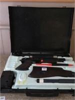 Topper top secret toy gun & case