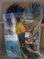 G.I. Joe with accessories