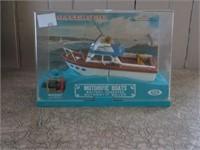 Motorific boats battery operated