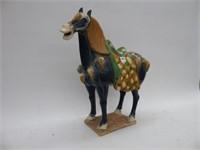 Ceramic horse