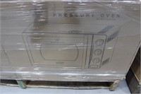 Lot of 5 Wolfgang Puck Pressure Ovens + 1 Bakers