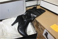 Lot of  60 Pairs of Women's Boots $4000 Retail