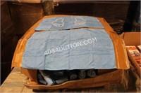 "Lot of 2400 12""x18"" Terry Cloth Microfiber Towels"
