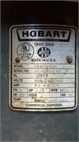 Hobart 1.25hp Commercial Food Disposal