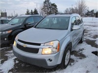 2006 CHEVROLET EQUINOX 160291 KMS