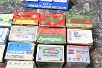 Lot of Empty Shotshell Boxes/Reloading