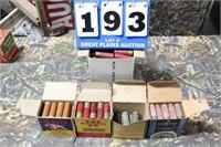 Lot of Vintage 12g Shotgun Shells