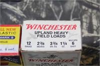 Lot of Mixed Winchester 12g Shotgun Shells