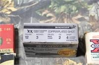 Lot of Mixed 12g Buckshot/Slug Shells