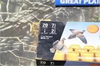 Full Case Federal 20g Shotgun Shells