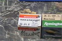 Lot of Mixed 20g Shotgun Shells