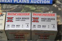 Mixed Lot Winchester 28g Shotgun Shells