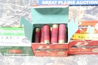 Lot of Mixed Remington 12g Shotgun Shells