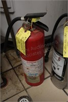 3 pc fire extinguisher