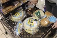 Pita flatbread misc lot