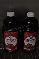 4pc cranberry, apple, tomato juice