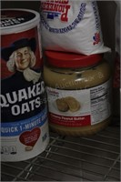 Oatmeal and oatmeal condiments