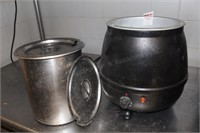 Glenary commercial electric kettle